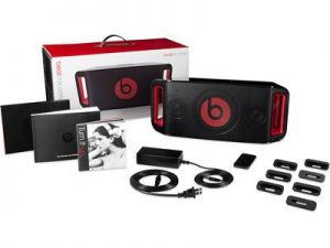 Beats Beatbox portable enceinte bluetooth deballage