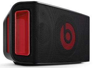 Beats Beatbox portable enceinte bluetooth noir