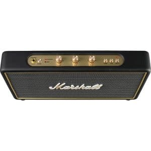 Marshall Stockwell enceinte bluetooth boutons