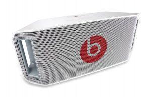 enceinte bluetooth Beats Beatbox portable blanche