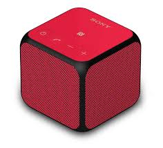 Sony SRS-X11B enceinte bluetooth rouge