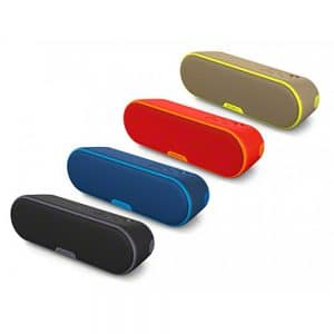 Sony SRS-XB2B enceinte bluetooth couleurs