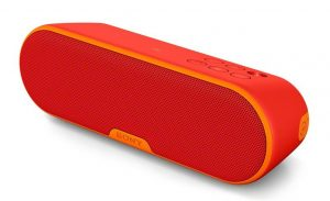 Sony SRS-XB2B enceinte bluetooth orange