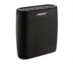 bose soundlink color enceinte bluetooth noir