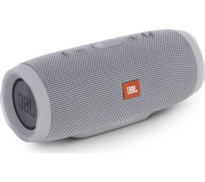 enceinte bluetooth JBL Charge 3 gris