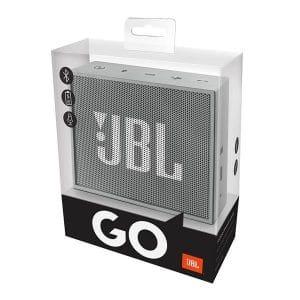 Enceinte Bluetooth pas cher JBL Go emballage