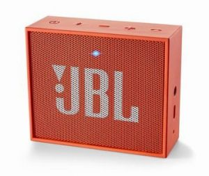 enceinte bluetooth JBL Go orange