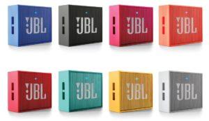 enceinte bluetooth JBL Go toutes couleurs
