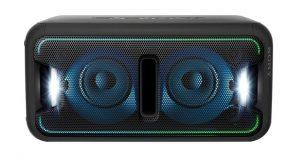 enceinte bluetooth Sony GTK-XB7B dimensions