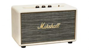 marshall acton enceinte bluetooth blanc