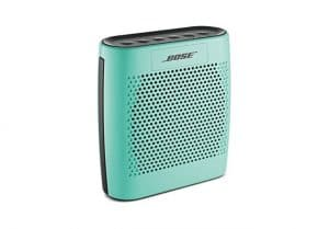 mini enceintes Bluetooth Bose soundlink color