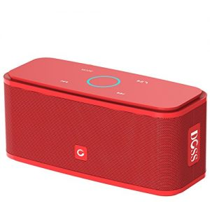 DOSS Soundbox rouge