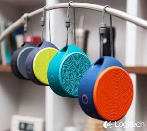Logitech X100 Enceintes Bluetooth