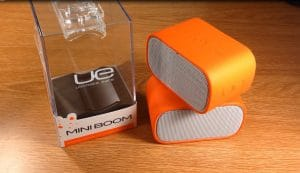 UE Mini Boom orange