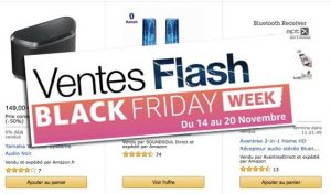 enceintes bluetooth Black Friday