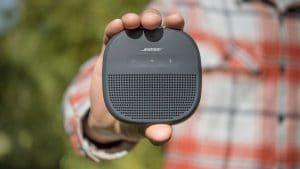 Bose Soundlink Micro utilisation