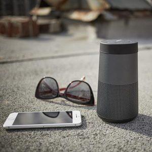 Bose Soundlink Revolve utilisation
