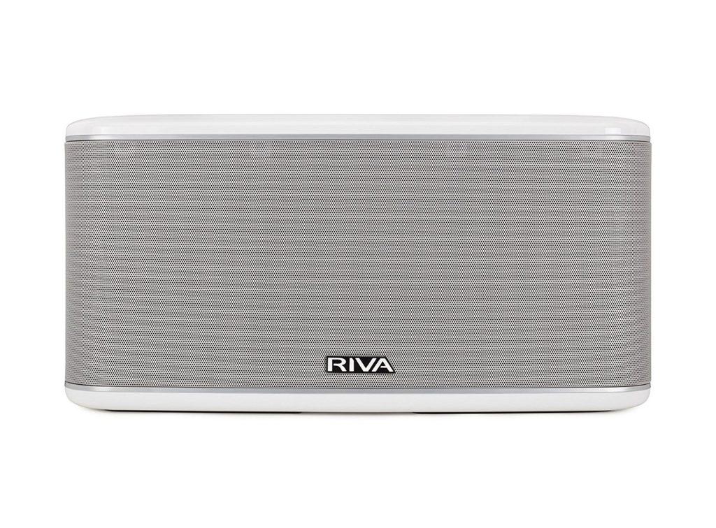 Riva Enceinte Bluetooth Blanc