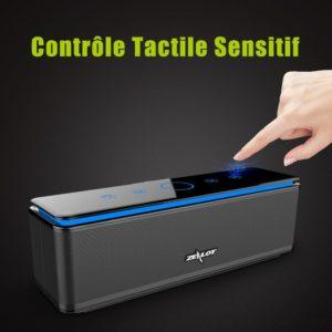 la ZEALOT S7 Enceinte Bluetooth Portable