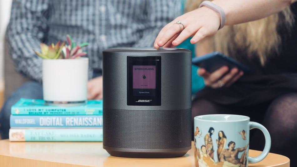 Bose Home Speaker 500 - logo