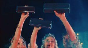 Sony SRS-XB41 - présentation