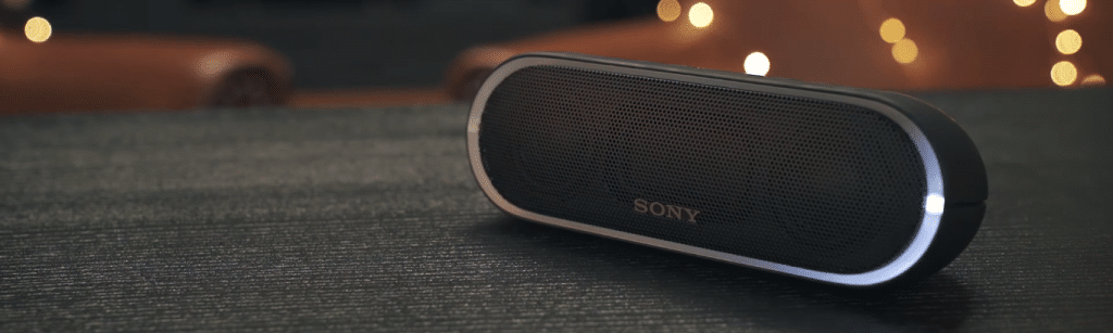 Sony XB20 - performance