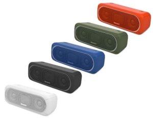 Sony XB30 - présentation