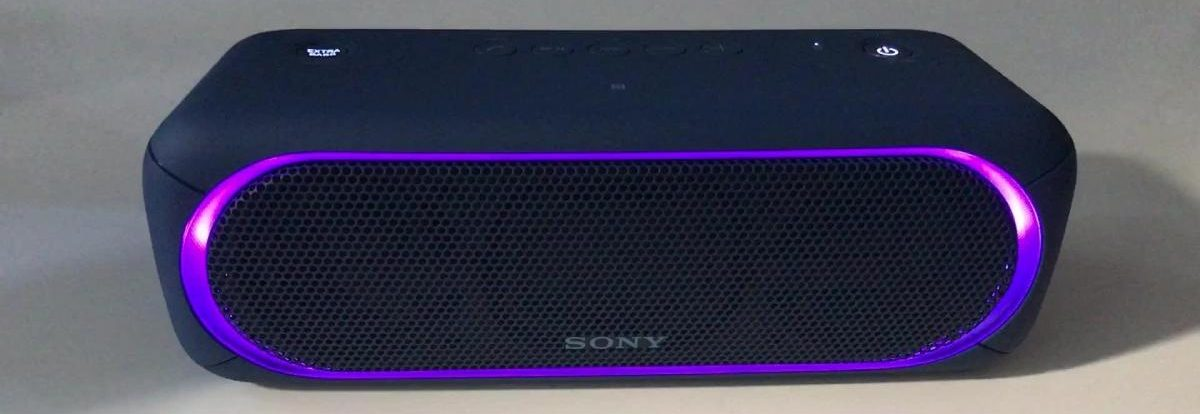 Sony XB40 - performance