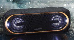 Sony XB40 - présentation