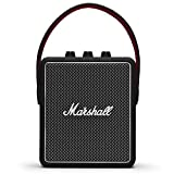 Marshall Stockwell II Enceinte Portable Bluetooth Étanche IPX4 - Noir